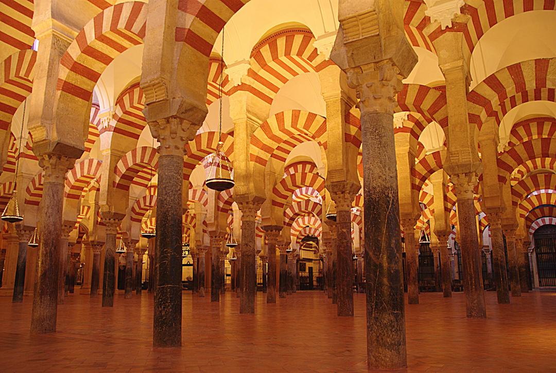 Mezquita-Spain