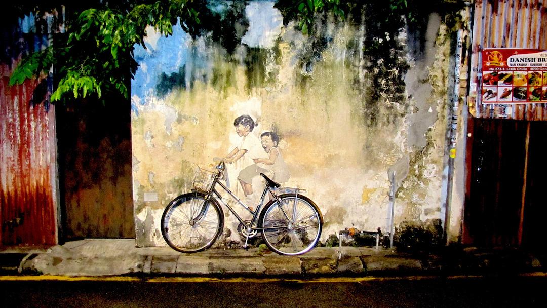 Street-Art-George-Town-Penang-Malaysia