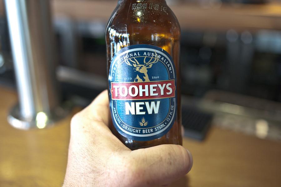 Tooheys-Beer-Australia
