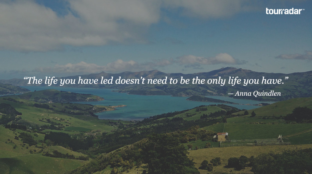 inspirational and adventure travel quotes images