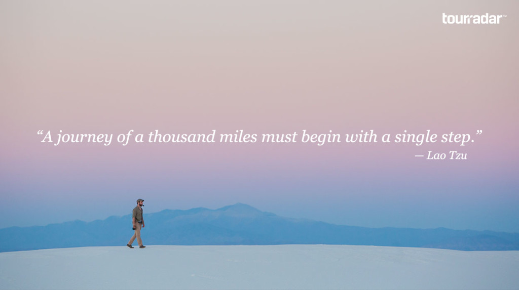 99 Inspirational and Adventure Travel Quotes [with images]
