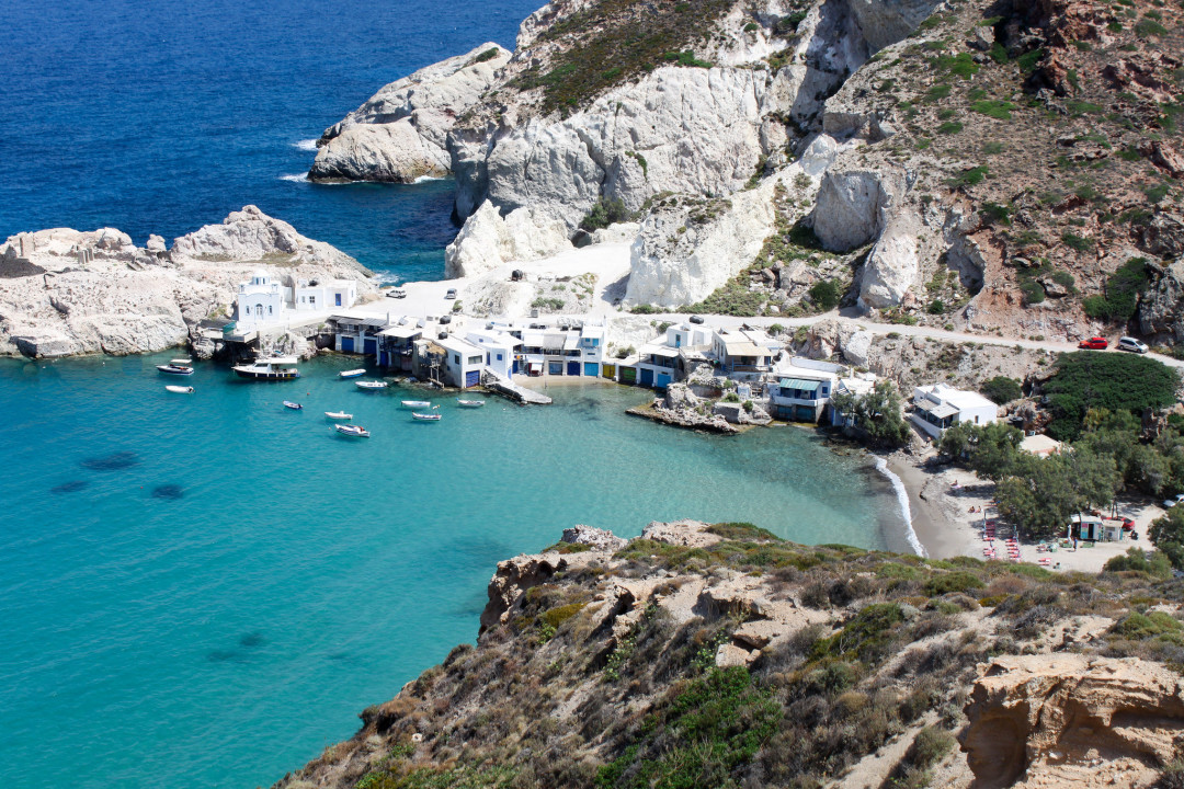 top 7 greek islands according to a local