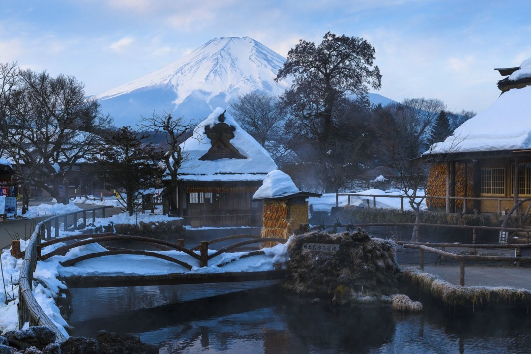 9 Reasons Why You Should Visit Japan in the Winter