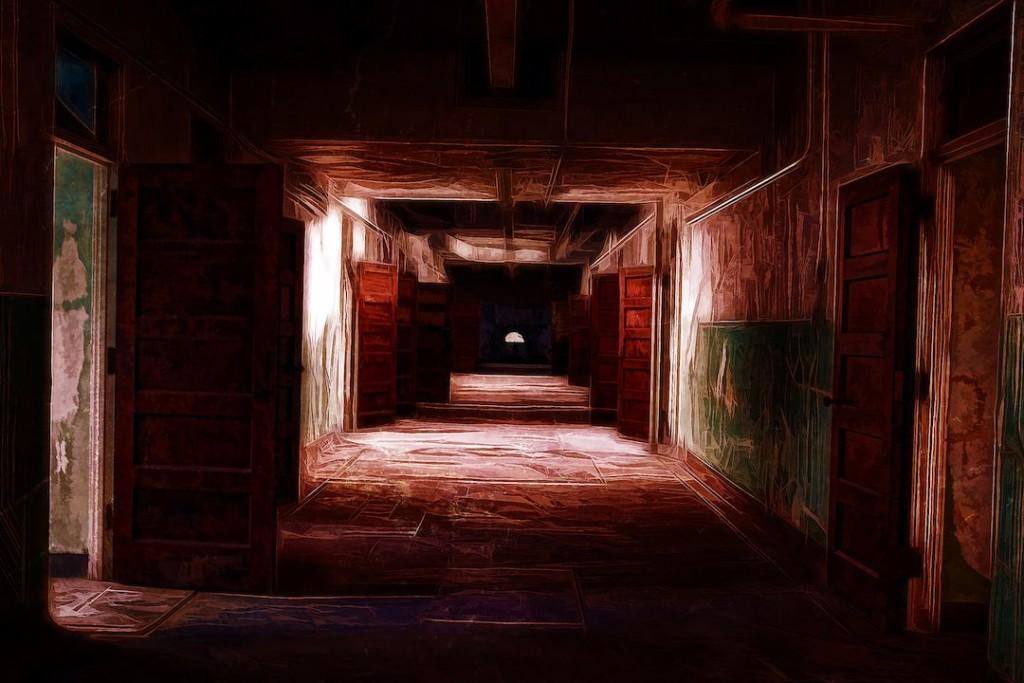 The Trans-Allegheny Lunatic Asylum - Weston, West Virginia