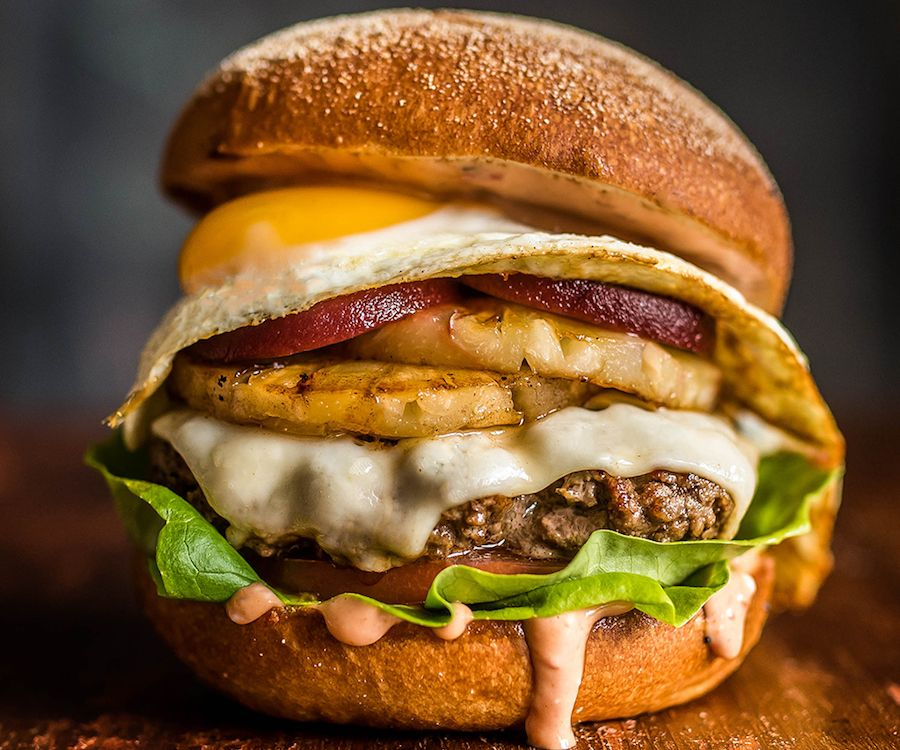 Food And Wine Best Burger
