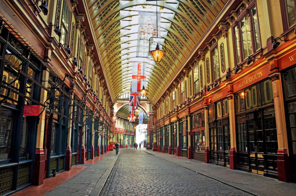 Leadenhall-market-London-UK