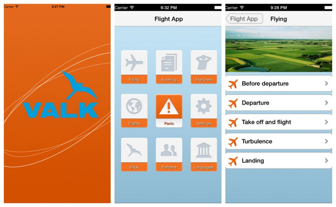 7 Apps to Help You Conquer Your Fear of Flying - Days to Come