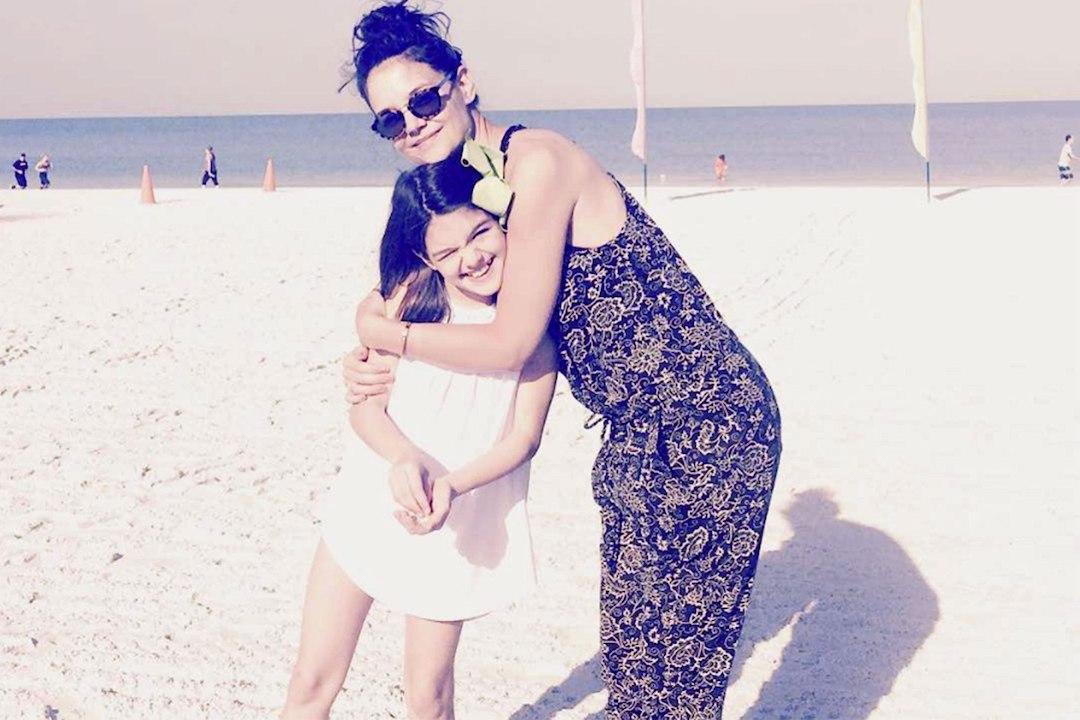 Katie-Holmes-Suri-Cruise-vacation