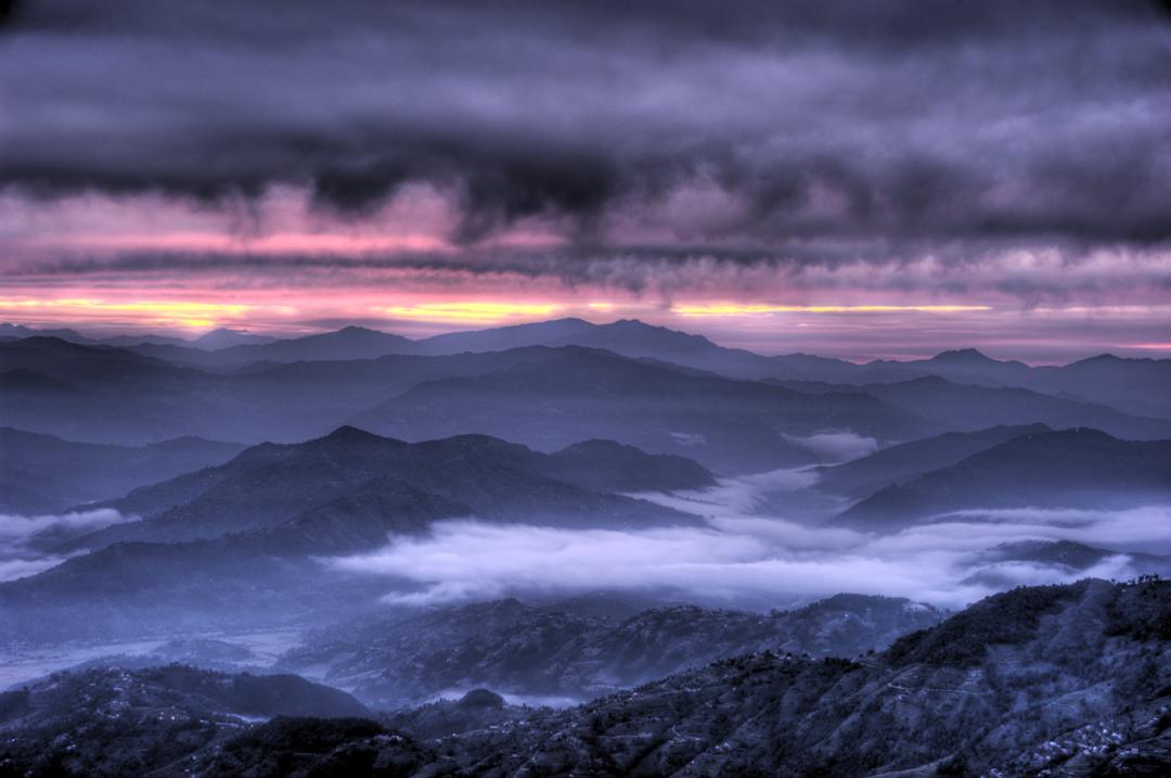 Nepal-Mountains