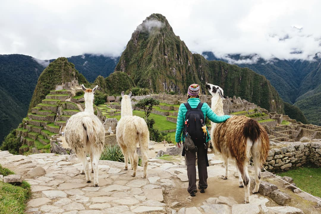 How to enjoy machu picchu with your kids