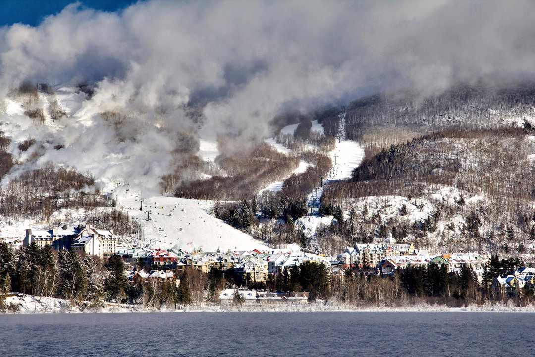 Mount Tremblant Quebec
