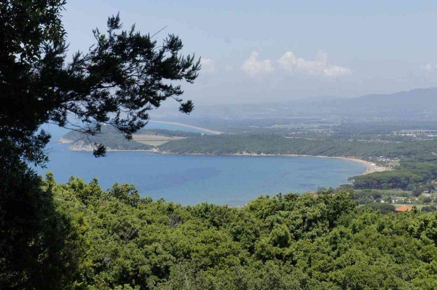 the coast of toscana