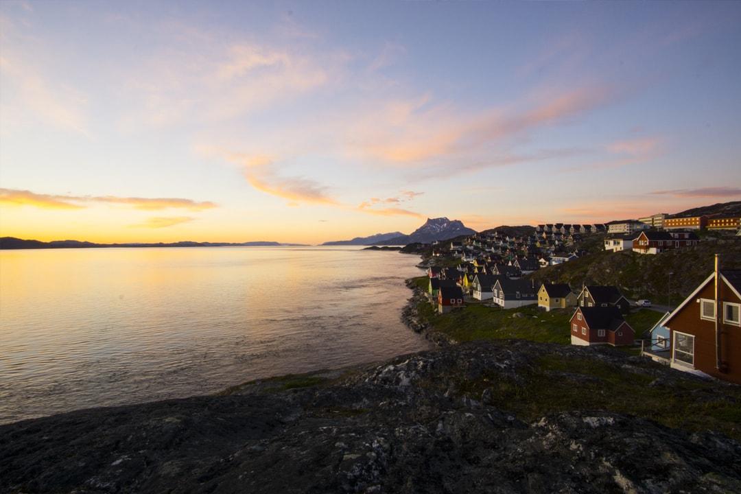 Iceland Vs Greenland