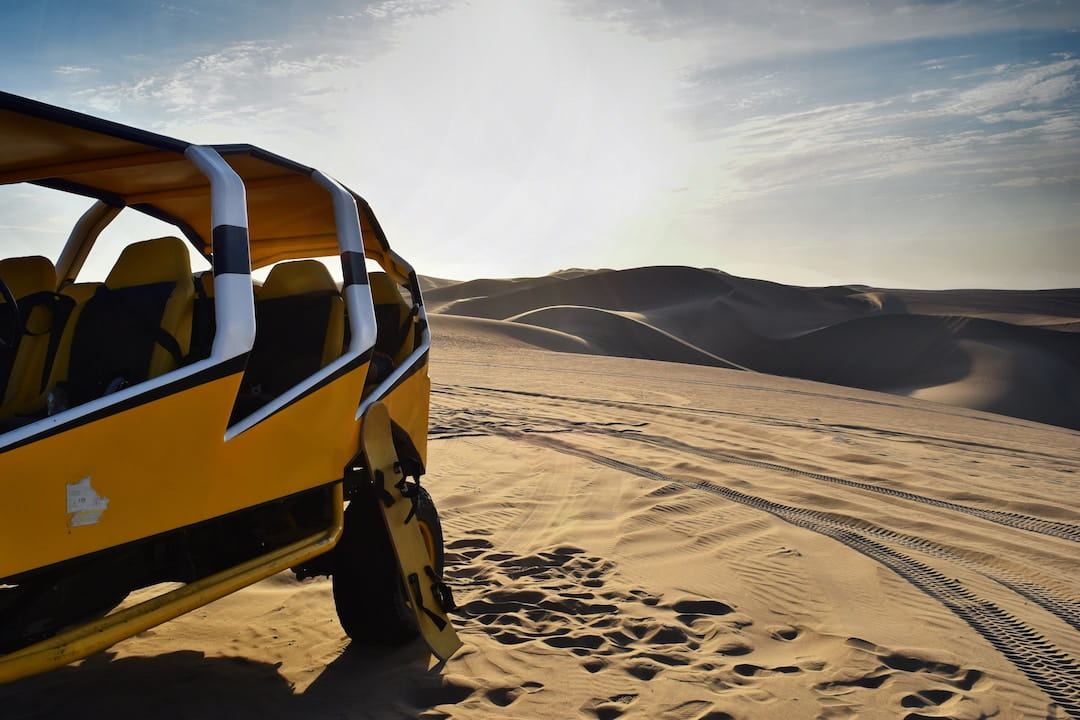The Best Countries for Dune Sports