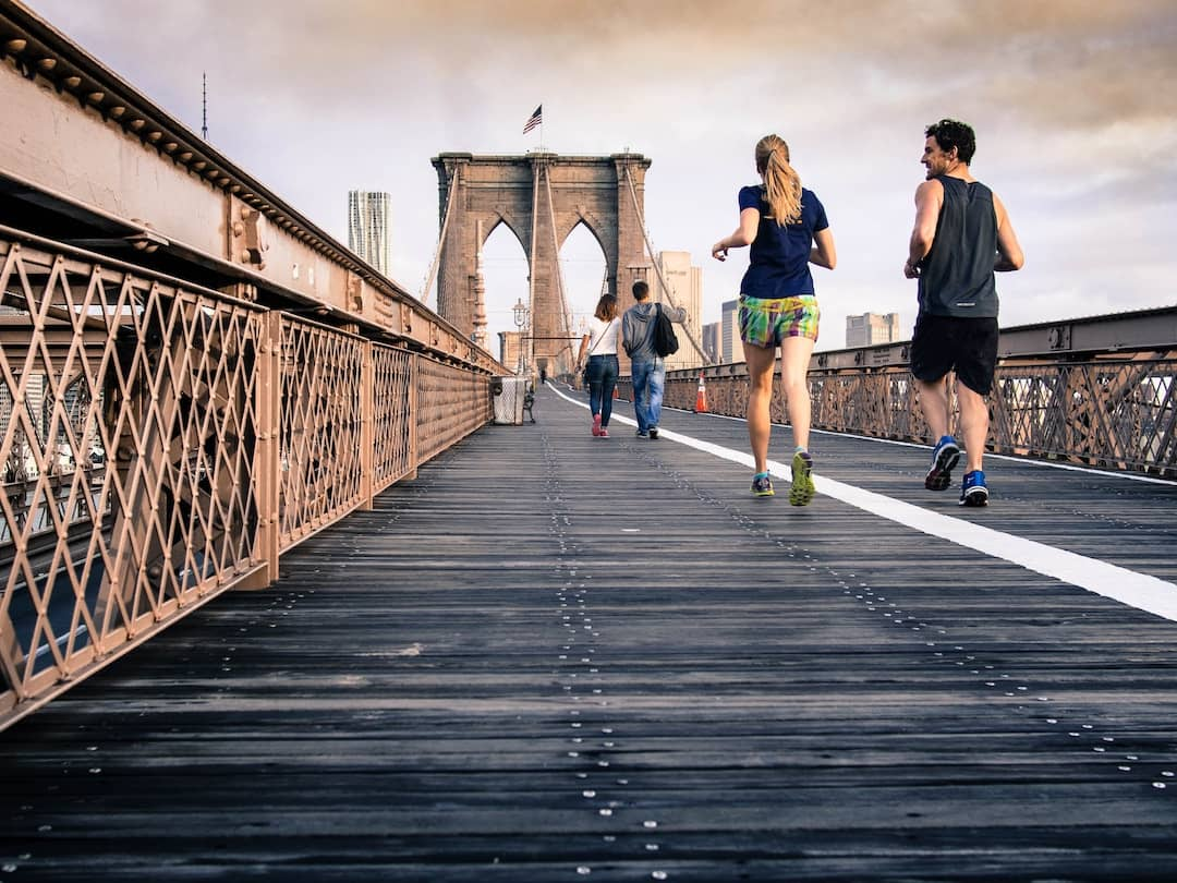 Best Places to Run in Manhattan in Winter