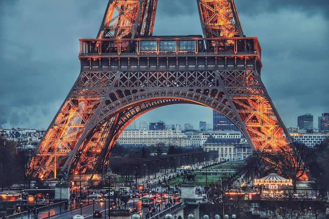 10 Facts You Didn't Know About the Eiffel Tower