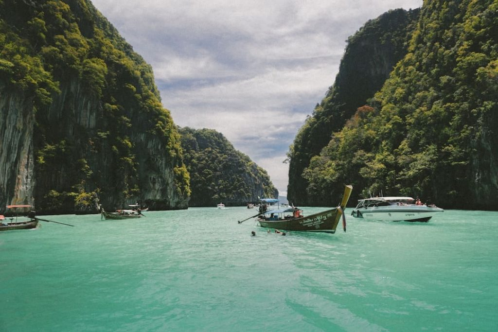 Thailand packing list for a solo traveller