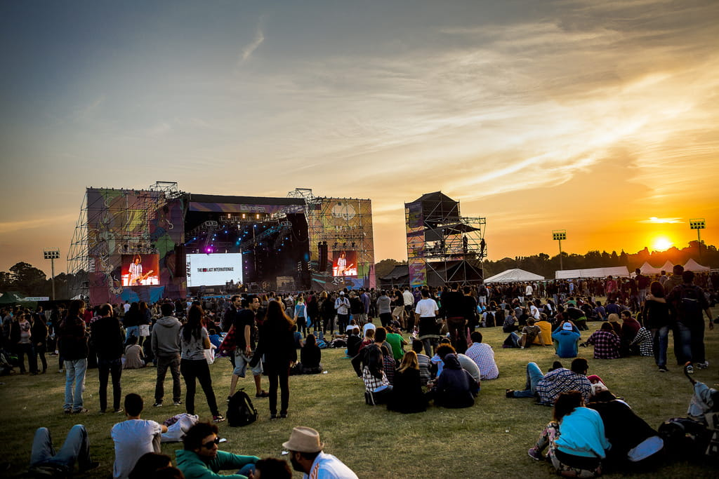 We rank the best music festivals in 2018