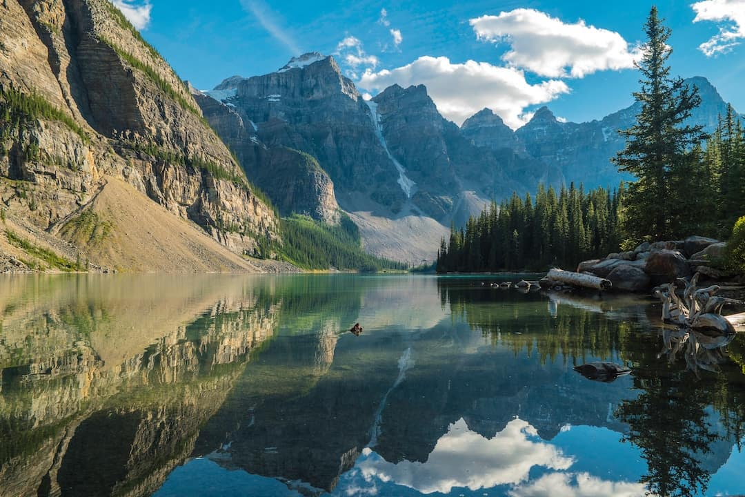 The Alps Vs The Canadian Rockies