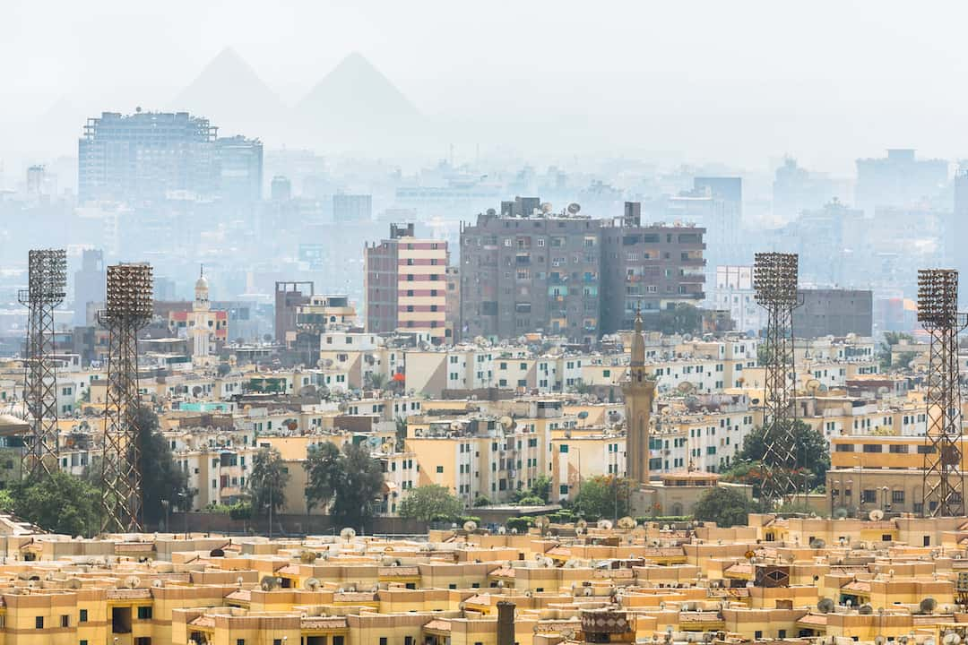 Places to Eat in Cairo
