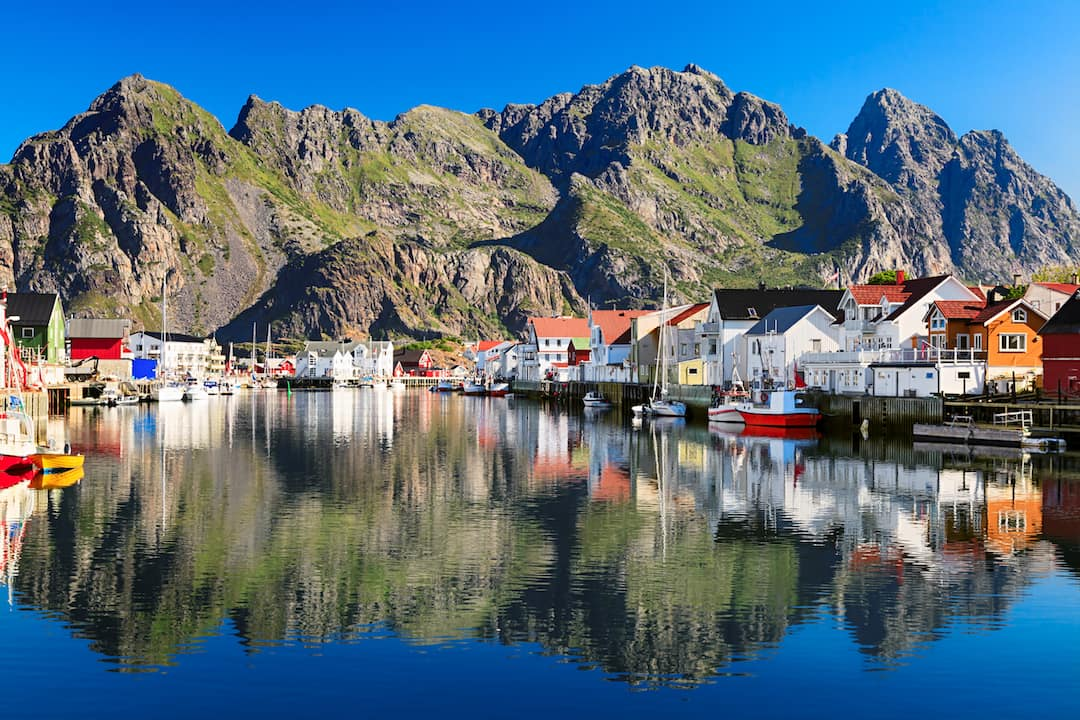 Guide to the Lofoten Islands