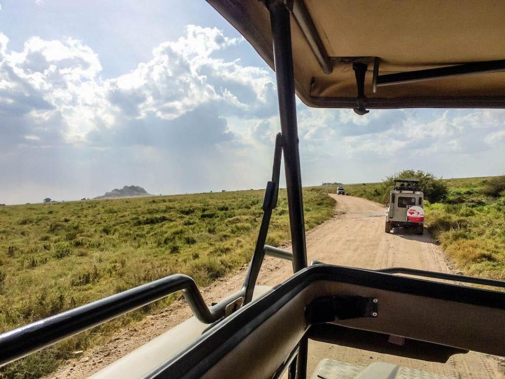 Tanzania on a Safari Tour