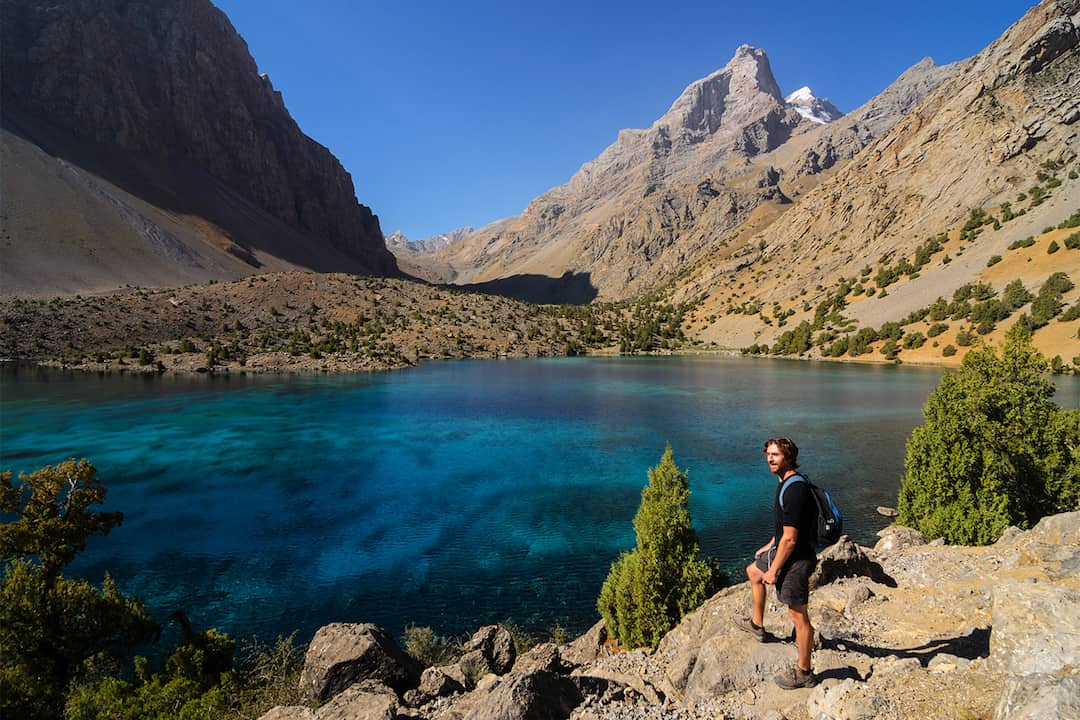 Everything You'll See On a Tajikistan Trekking Tour
