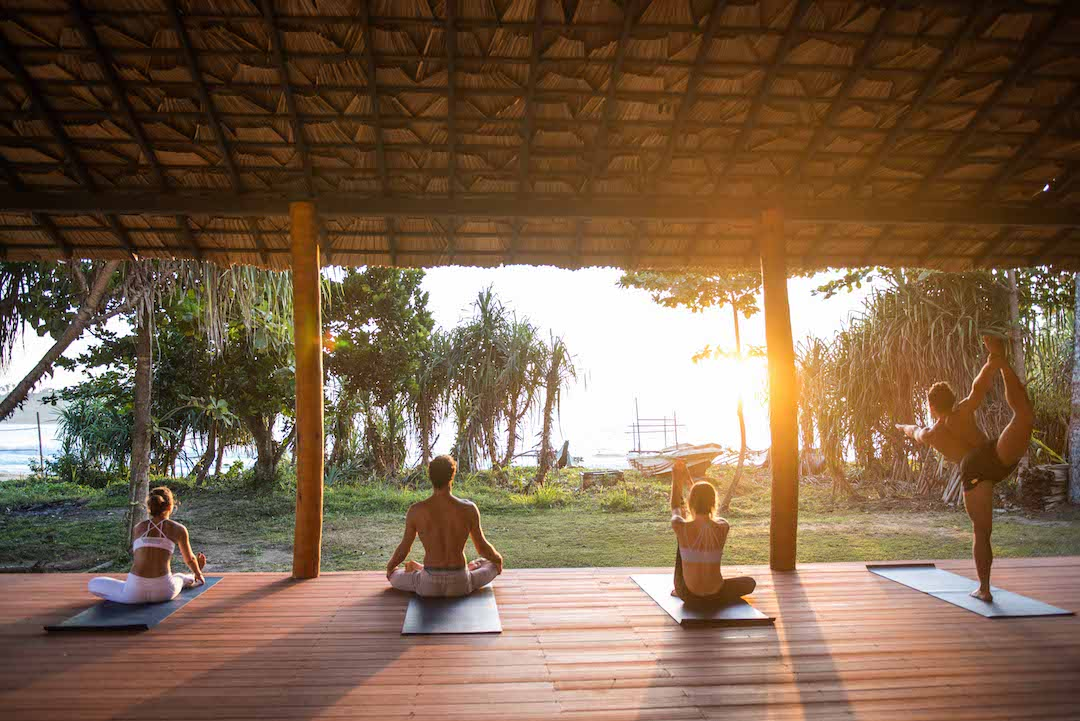 Top Destinations for Yoga and Surfing Retreats in Asia