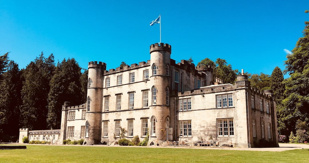 Best Castles You Can Stay at in Scotland