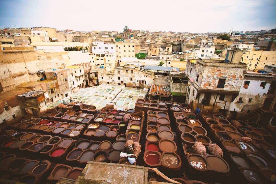 How to Photograph Morocco