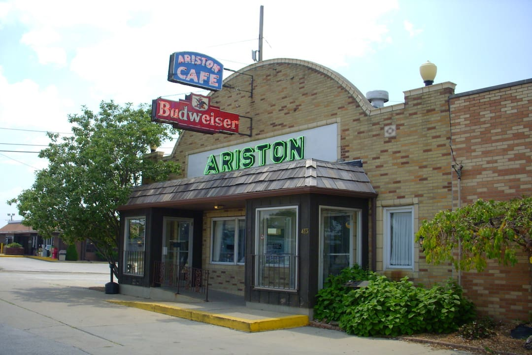 Ariston Cafe - See Route 66