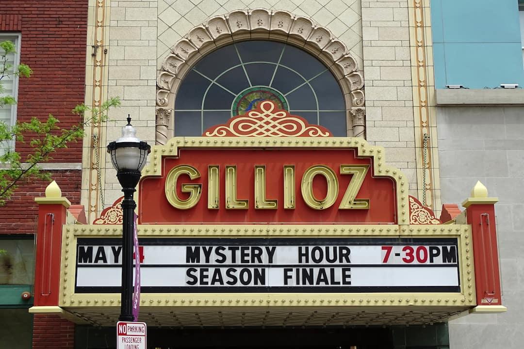 Gillioz Theatre- See route 66