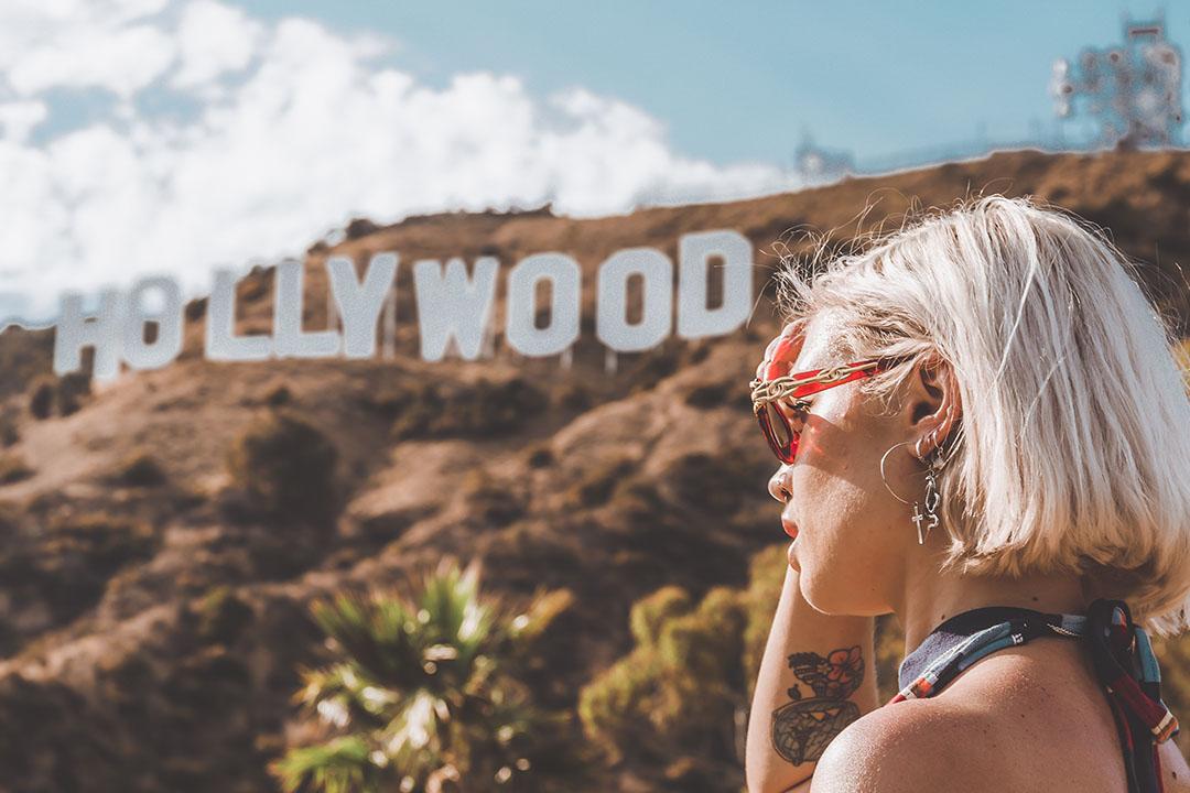 Hollywood sign - california instagram