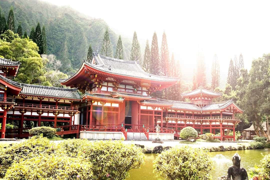 Temple - Hotel or Guesthouse Japan