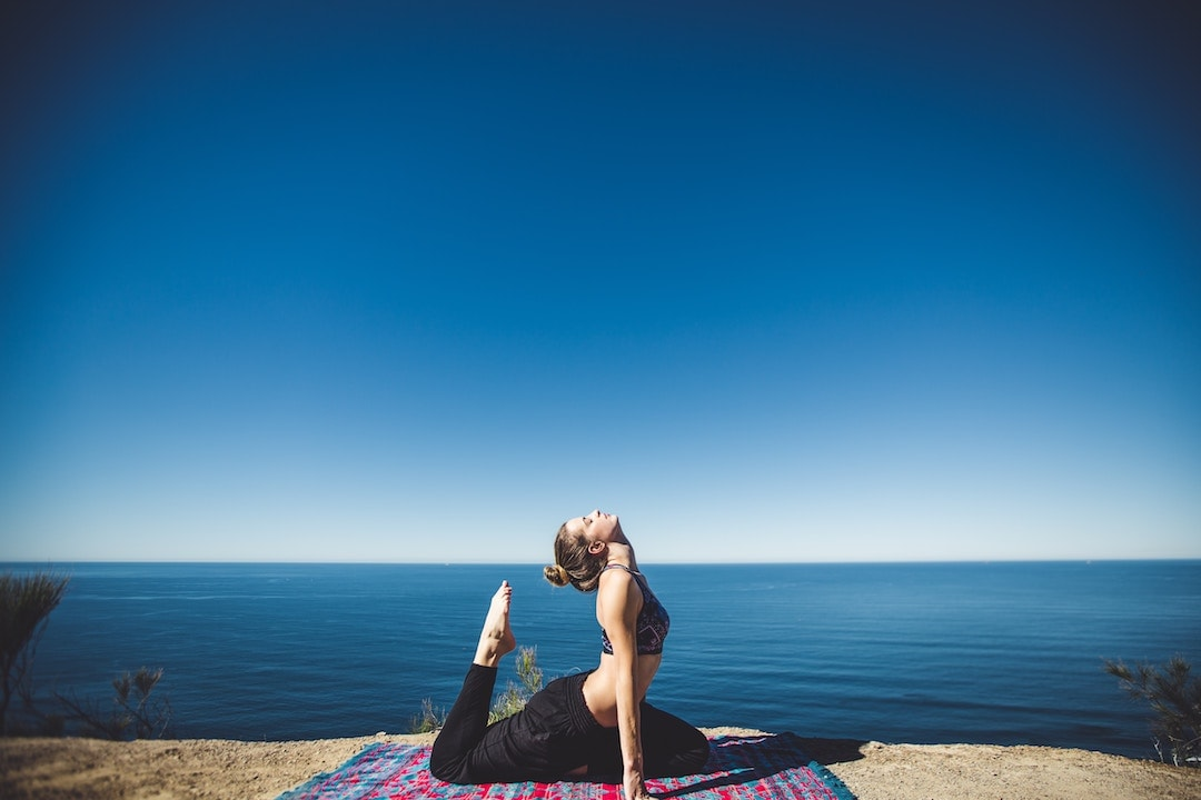 yoga by the water - best yoga retreats for beginners