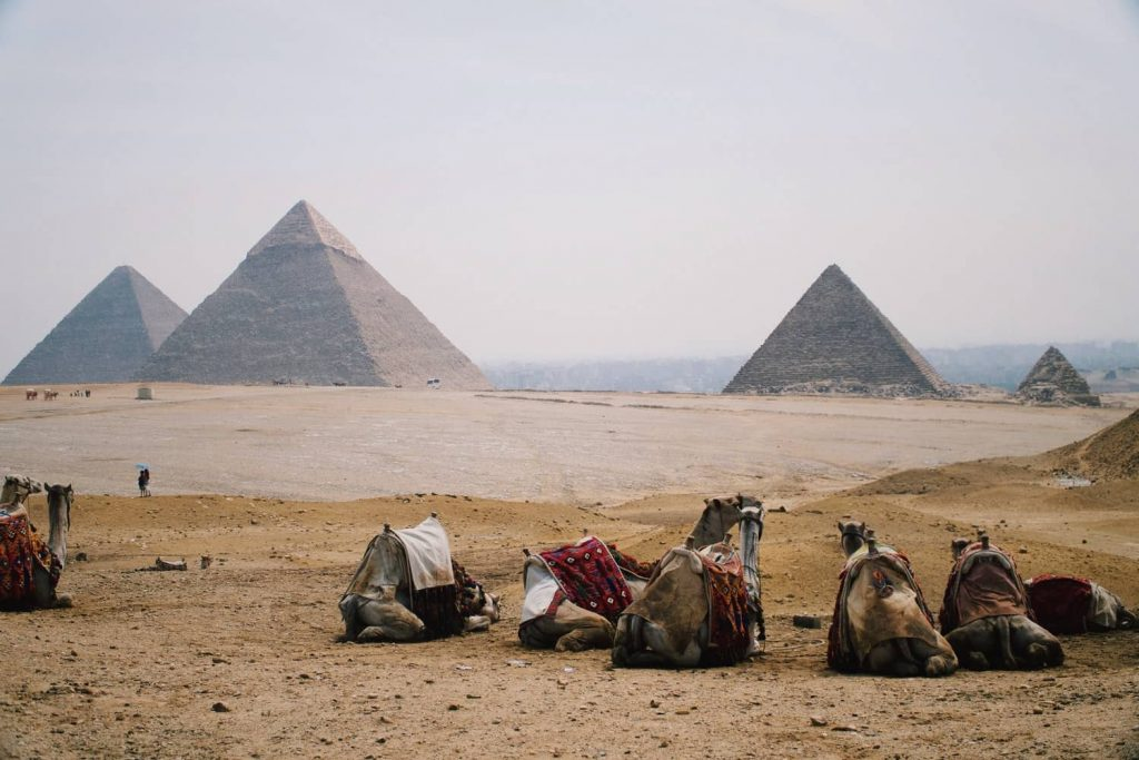 Your Guide to Visiting Egypt's Pyramids of Giza