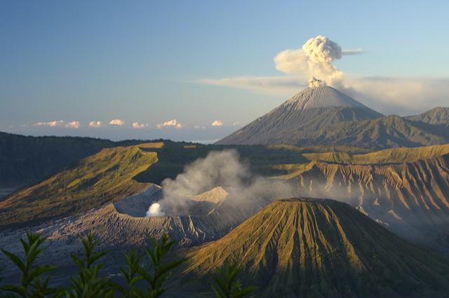 Sunrise at Mount Bromo, Java, Indonesia