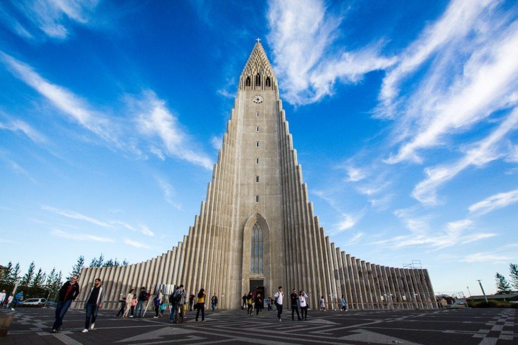 Hallgrimskirkja, Iceland