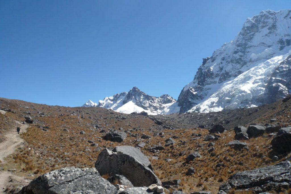The Salkantay Trail in Peru