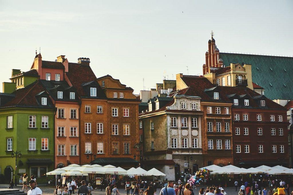 Plac Zamkowy, Warsaw, Poland