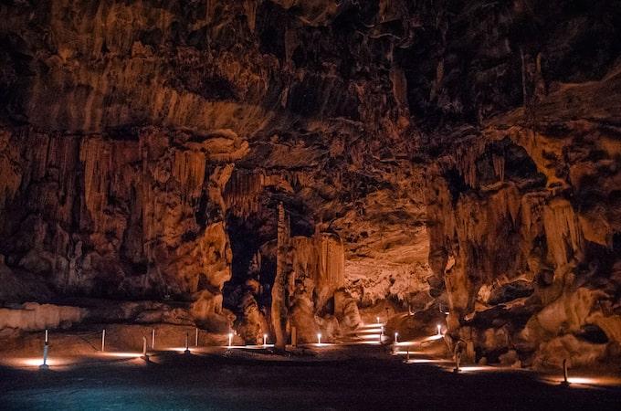 Drakensberg Caves, South Africa