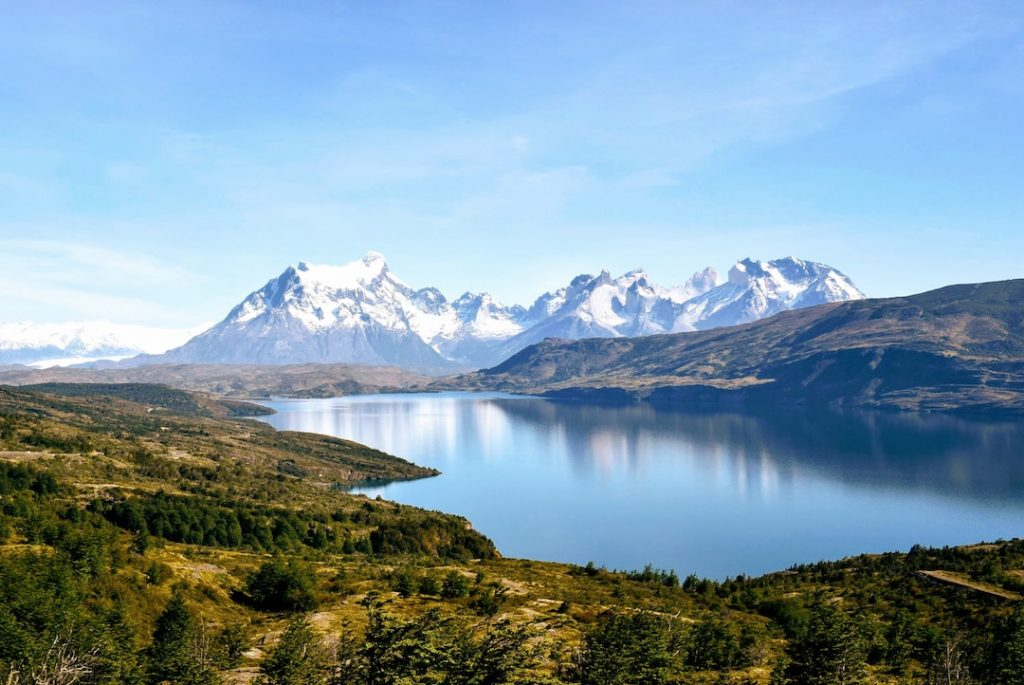 best day hikes torres del paine