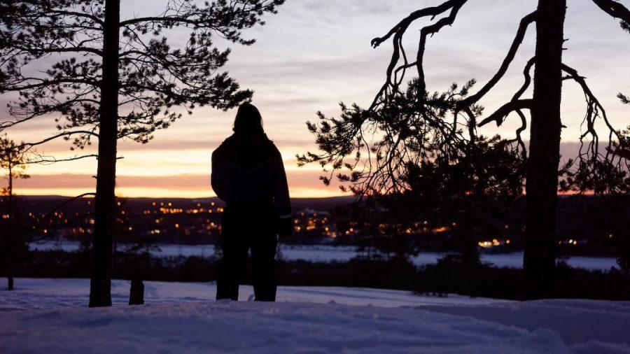 Person in Finland