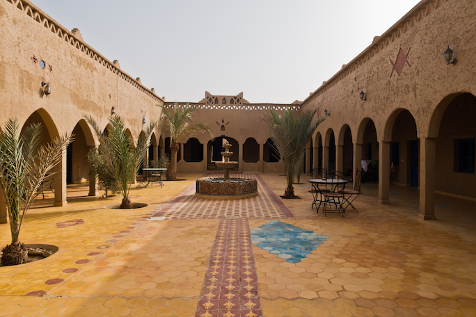 Exploring Moroccan Riad Architecture