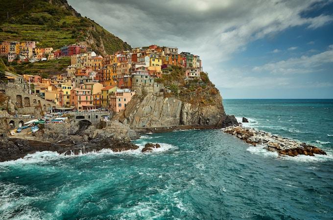 Manorolo, Cinque Terre, Italy