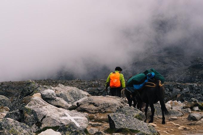 Salkantay Trail, Cusco, Peru