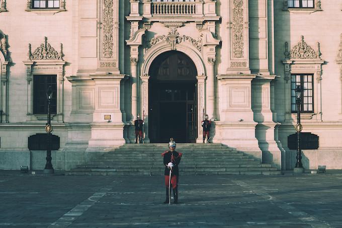 Palacio de Gobierno del Peru, Lima