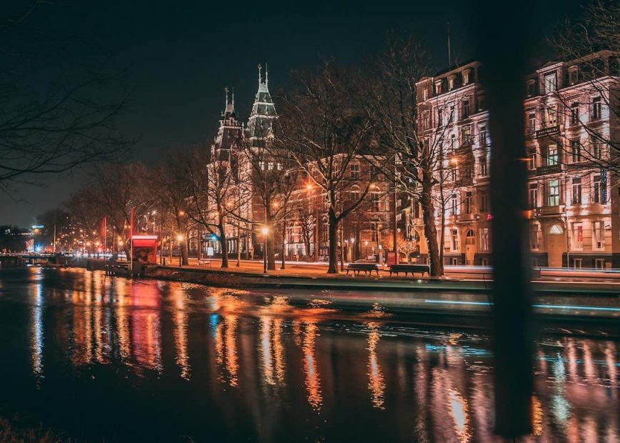 Cool Things to Do in Amsterdam at Night