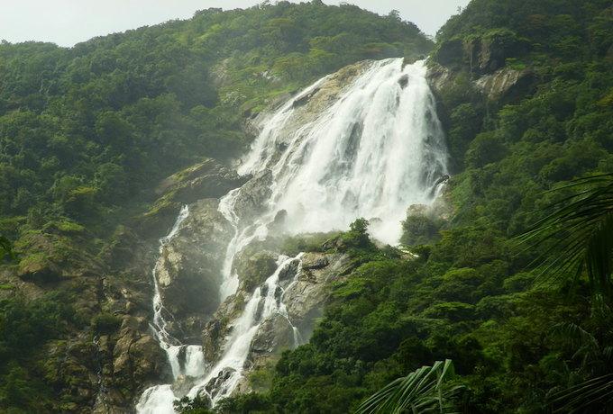 Dudhsagar Falls, Goa, India