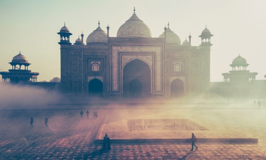 A Golden Triangle Itinerary
